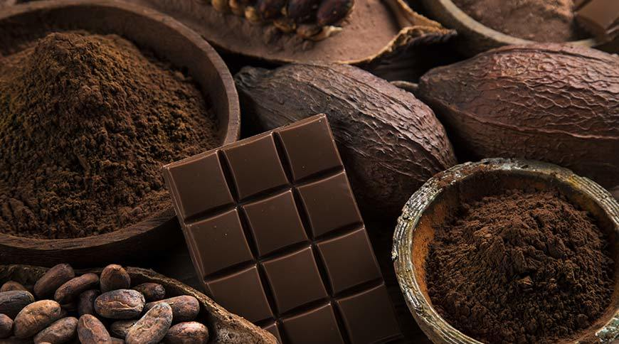 healthy baking substitute for chocolate