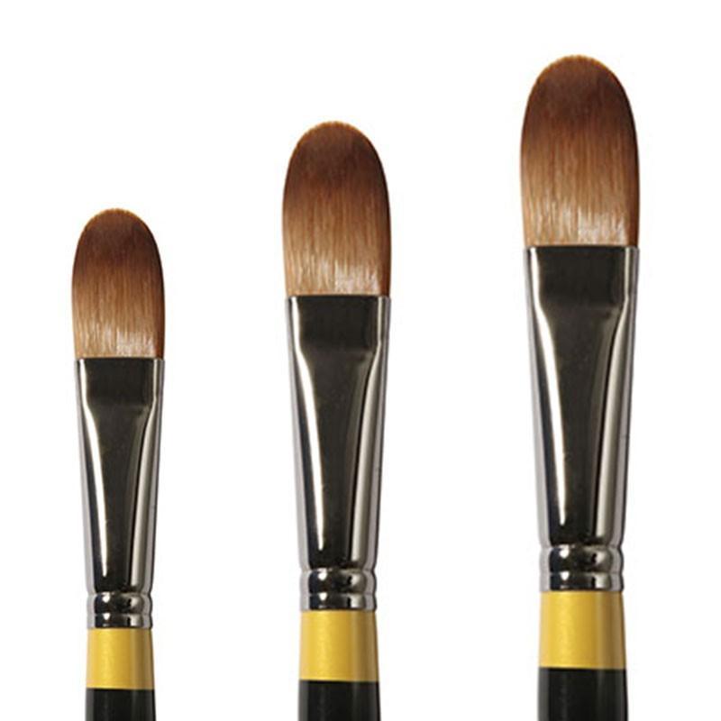 filbert paint brush