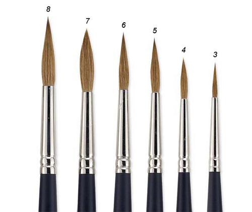 paint brushes for watercolor