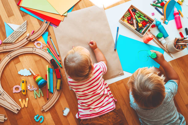 importance of art and craft in child development